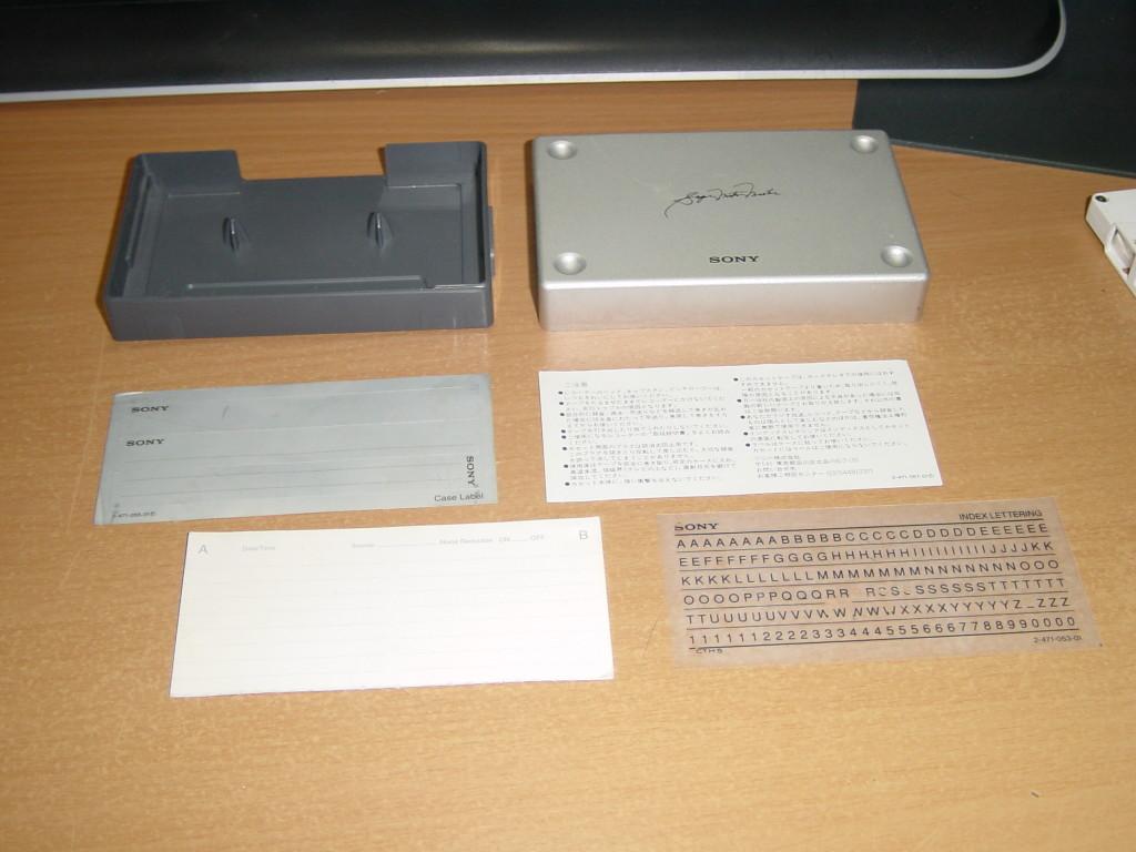 ソニー カセットテープ スーパーメタルマスター