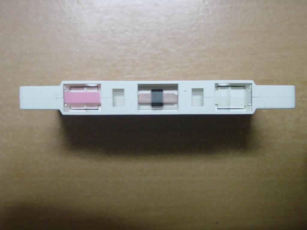カセットテープ リーダーテープ